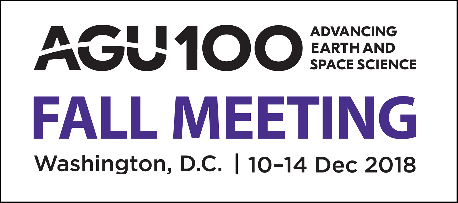 American Geophysical Union Fall Meeting