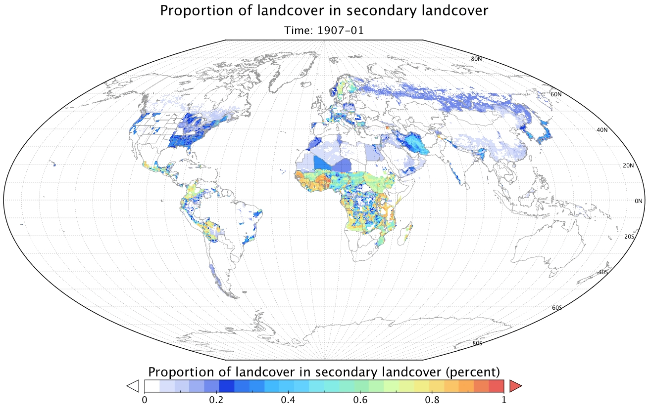 Land Use Harmonization