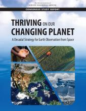 2017-2027 Decadal Survey Report Cover