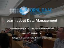 Learn about Data Management