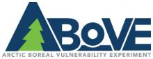 The Arctic-Boreal Vulnerability Experiment (ABoVE) is a NASA Terrestrial Ecology Program.